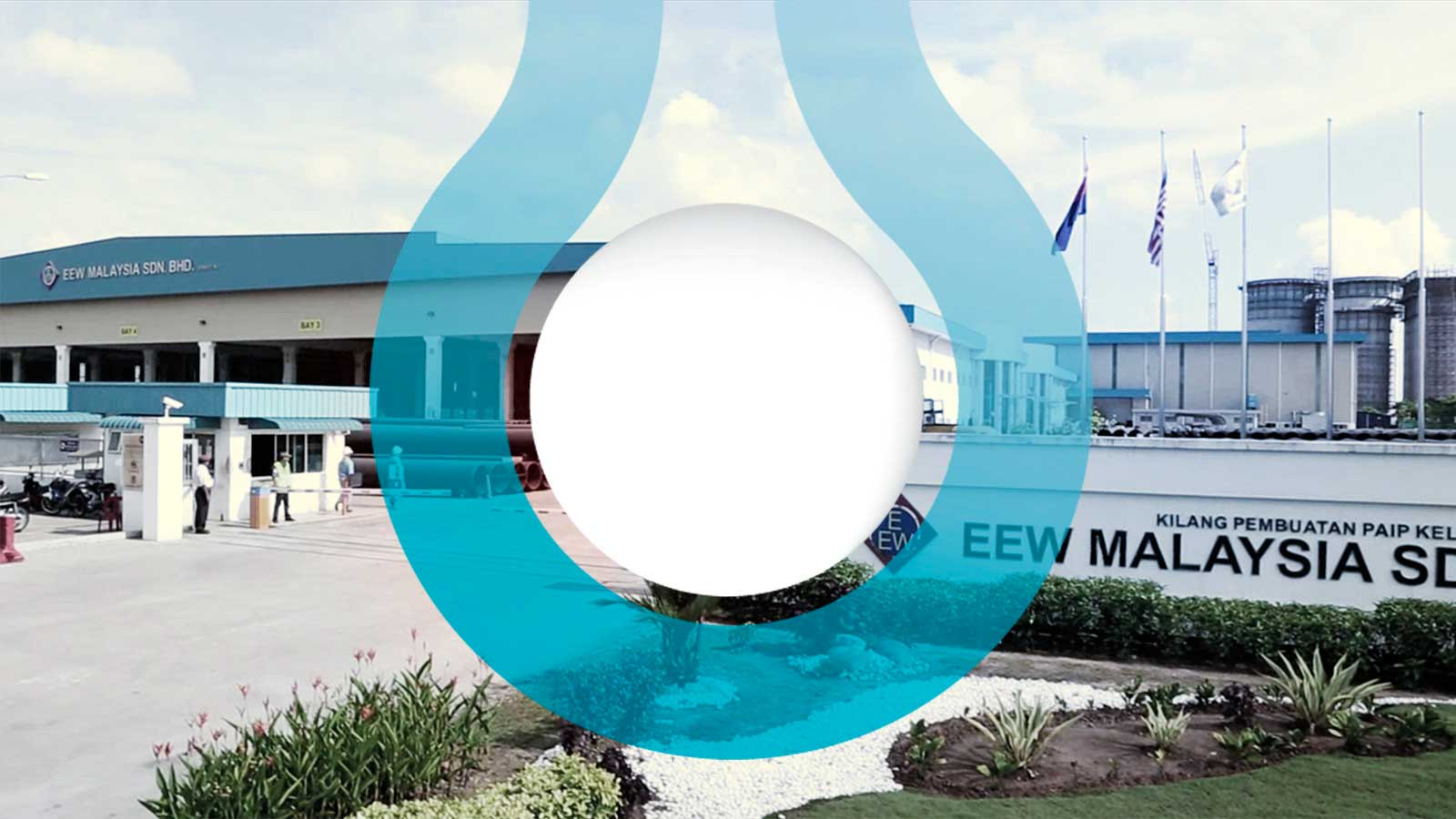 The entry of EEW Malaysia